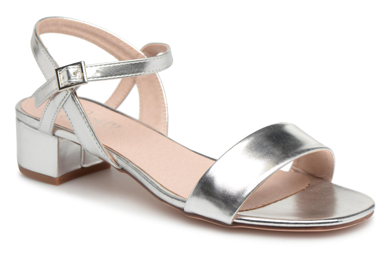 I Love Shoes - Damen - MCANI - Sandalen - silber
