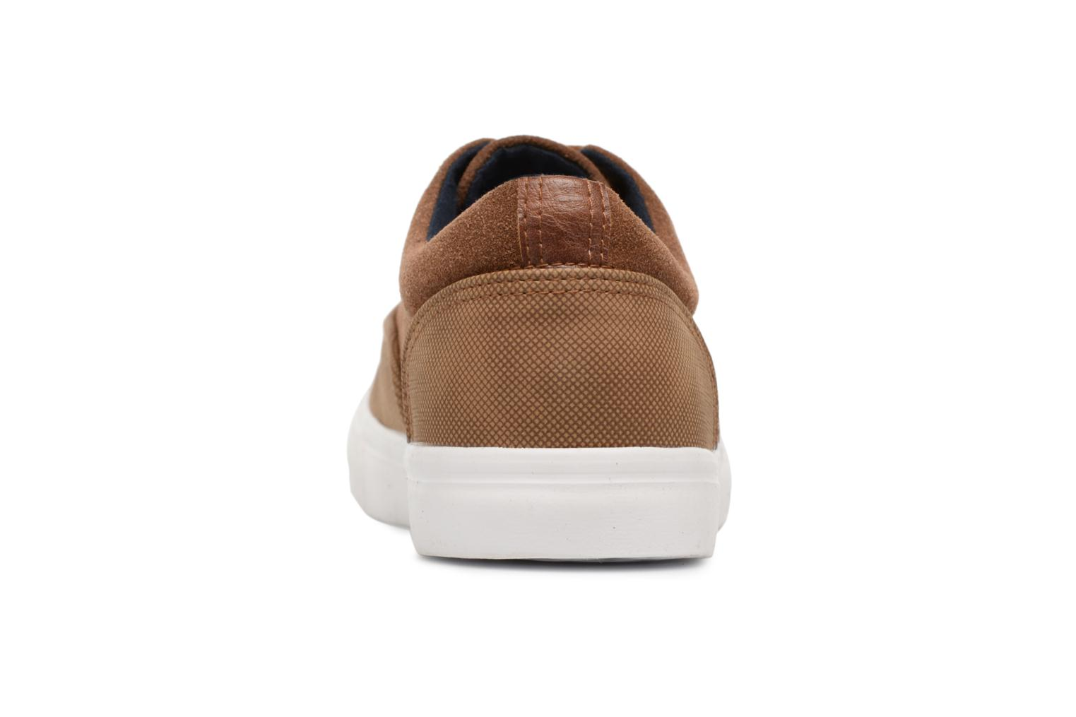 Trainers I Love Shoes Thomelo Brown view from the right