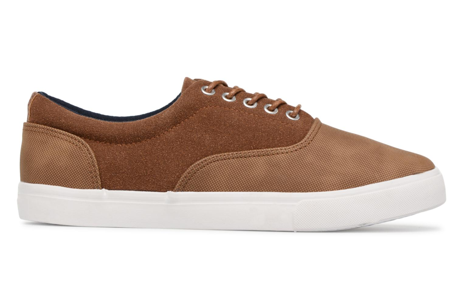 Trainers I Love Shoes Thomelo Brown back view