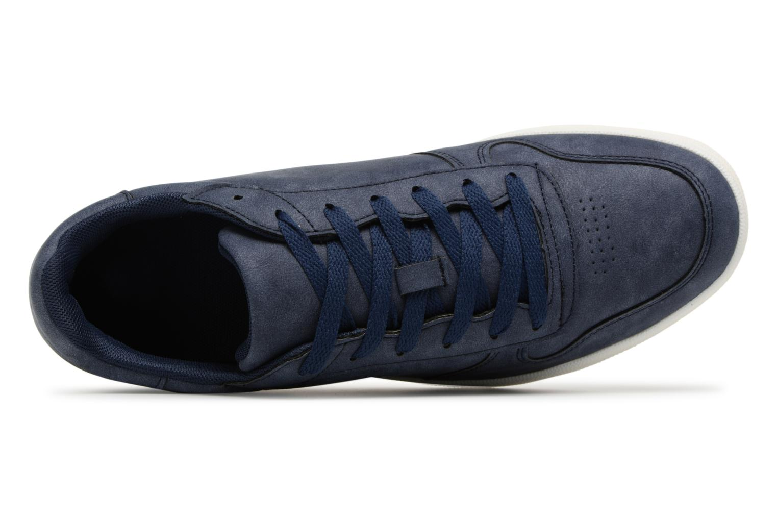 Trainers I Love Shoes Thodino Blue view from the left