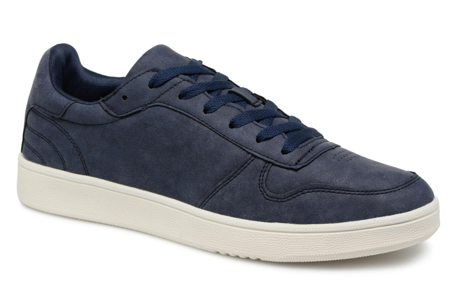 Marques Chaussure homme I Love Shoes homme KEDRILLO Leather Navy