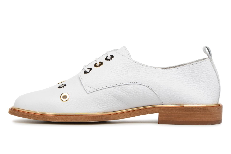 dedefcd7 ... Zapatos promocionales MAURICE manufacture Jadena - Version 1 (Blanco) -  Zapatos con cordones Los ...
