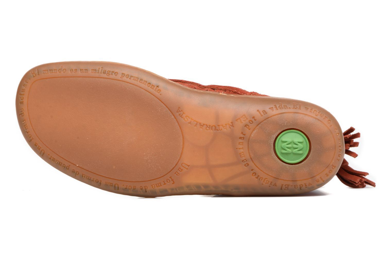 Boots en enkellaarsjes El Naturalista El Viajero N262 Rood boven