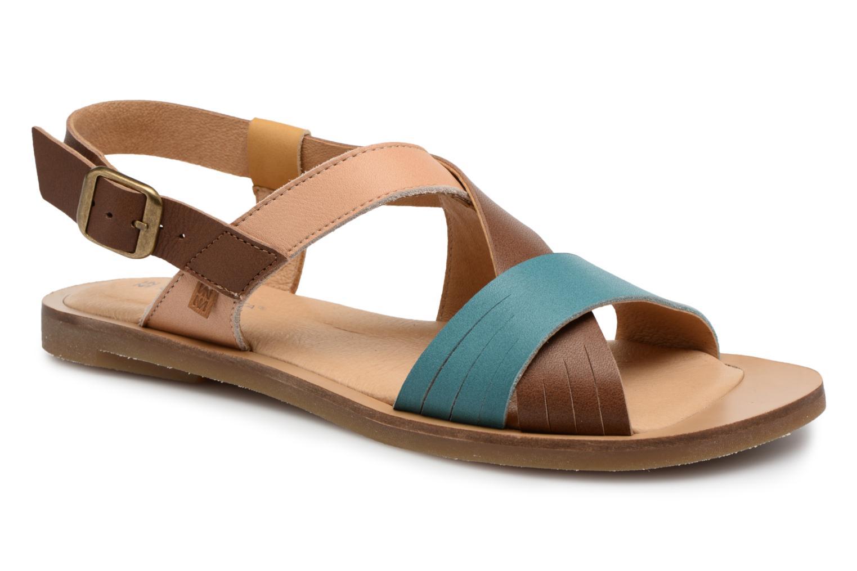 adc18612 Zapatos promocionales El Naturalista Tulip N5181 (Marrón) - Sandalias Los  zapatos más populares para