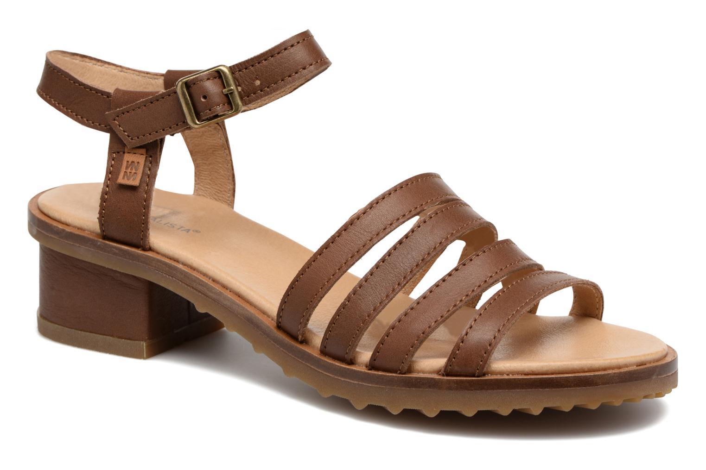 Grandes descuentos últimos zapatos El Naturalista Sabal N5016 (Marrón) - Sandalias Descuento