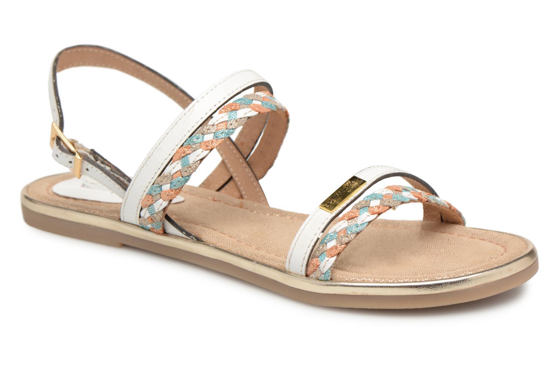Zapatos promocionales Les Tropéziennes par M Belarbi Bridget (Blanco) - Sandalias   Venta de liquidación de temporada