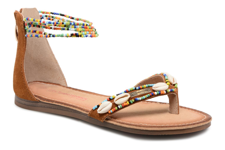 Grandes descuentos últimos zapatos Les Tropéziennes par M Belarbi Getta (Multicolor) - Sandalias Descuento