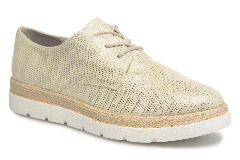 Grandes descuentos últimos zapatos S.Oliver Lormine (Oro y bronce) - Zapatos con cordones Descuento