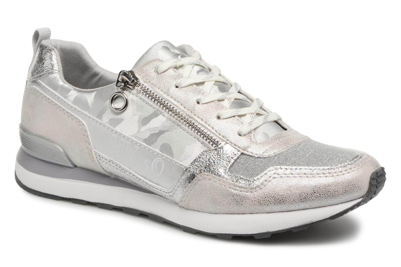 Carvielle - Chaussures De Sport Pour Femmes / Argent S.oliver cc9moH3