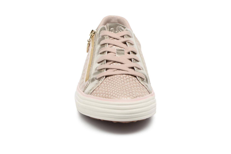 Baskets S.Oliver Boreas Rose vue portées chaussures
