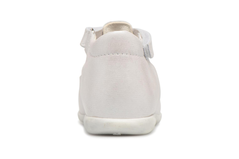 Chaussures à scratch Bopy Zora Gris vue droite