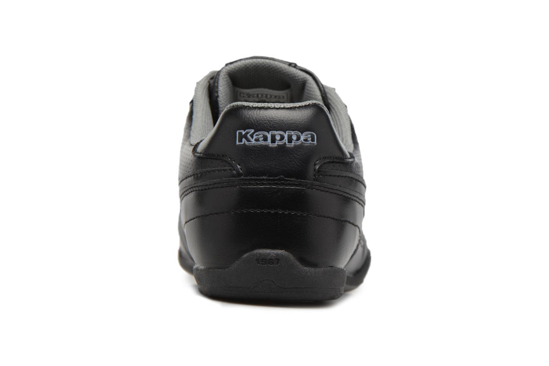 Baskets Kappa Viron Noir vue droite