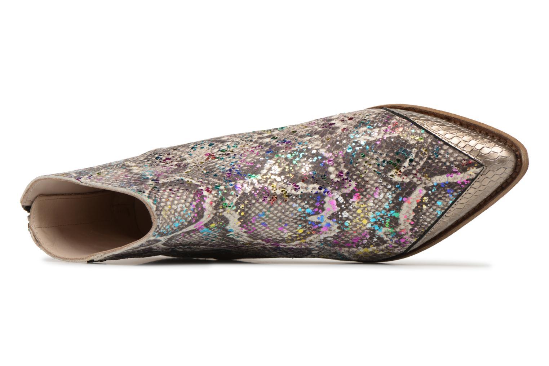 Bottines et boots Zadig & Voltaire MODS ECLAT Multicolore vue gauche