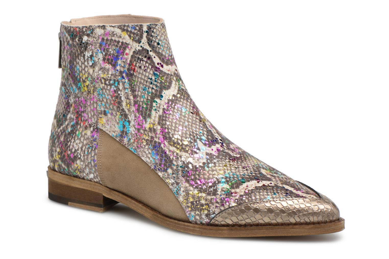 Marques Chaussure luxe femme Zadig & Voltaire femme MODS ECLAT BEIG BEIGE