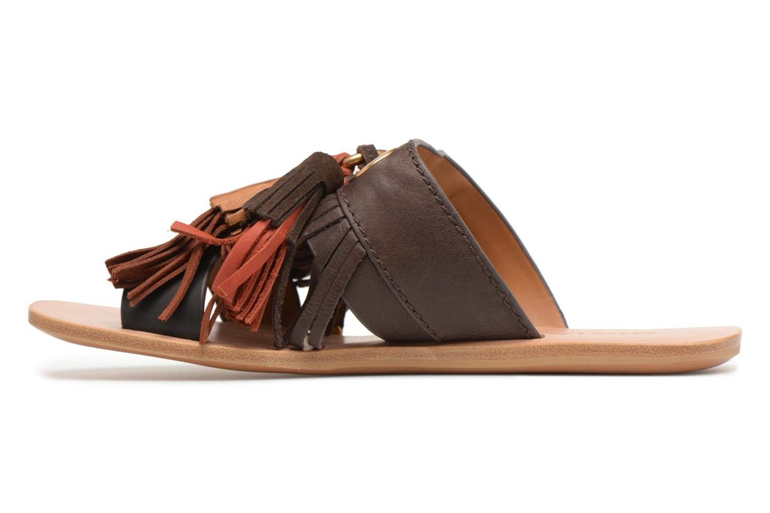 Mules & clogs See by Chloé Tania Multicolor front view