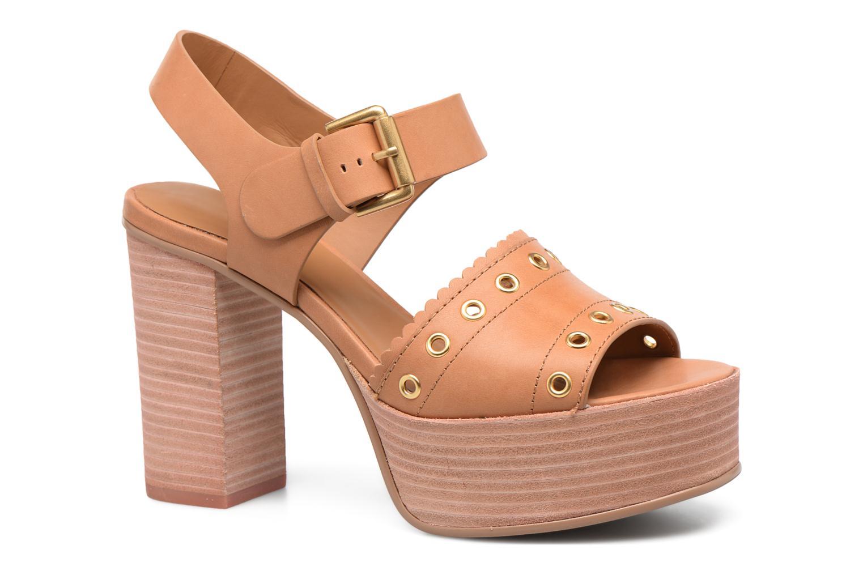Zapatos promocionales See by Chloé Nora (Marrón) - Sandalias   Descuento de la marca