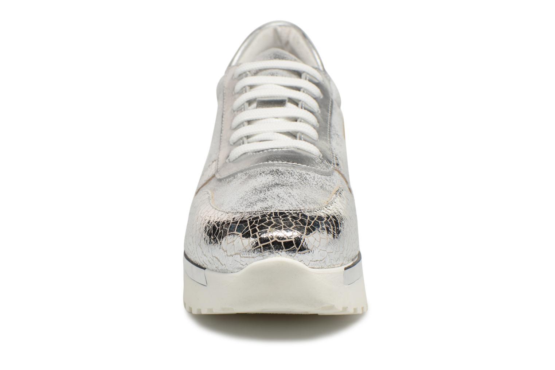 Baskets Sweet Lemon PACITI Argent vue portées chaussures