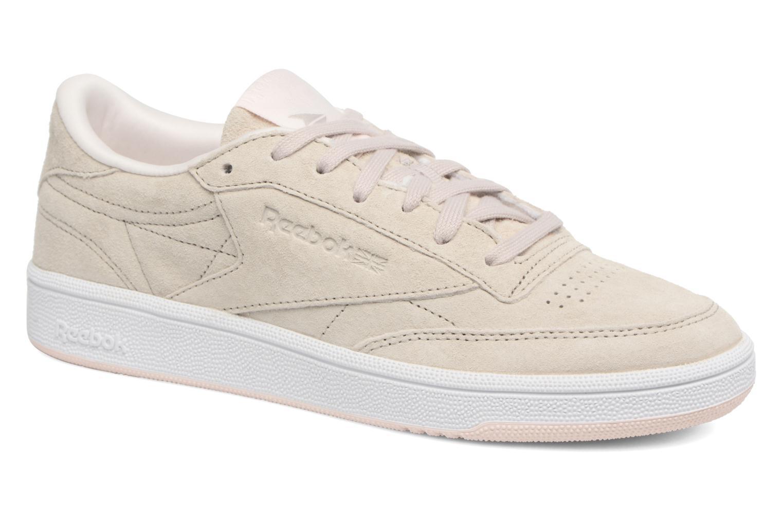 Zapatos promocionales Reebok Club C 85 Tonal Nbk (Gris) - Deportivas   Descuento de la marca