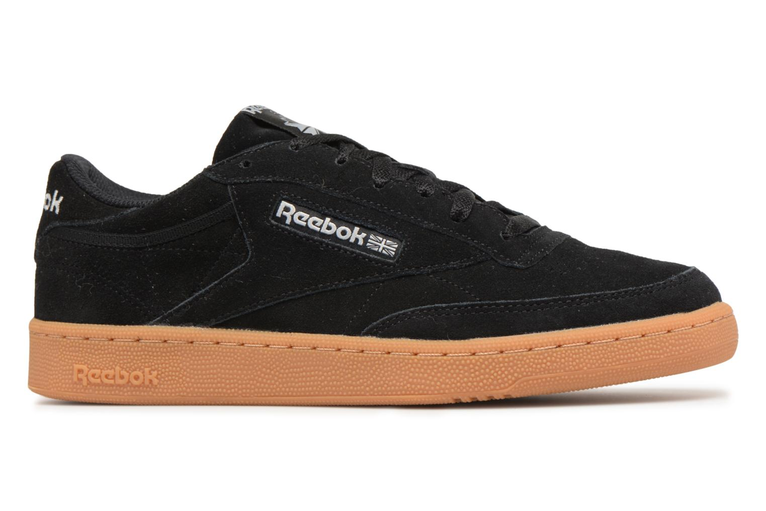 Trainers Reebok Club C 85 Gs Black back view