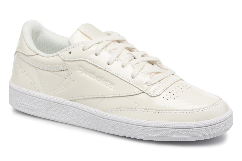 Zapatos promocionales Reebok Club C 85 Patent (Blanco) - Deportivas   Los últimos zapatos de descuento para hombres y mujeres
