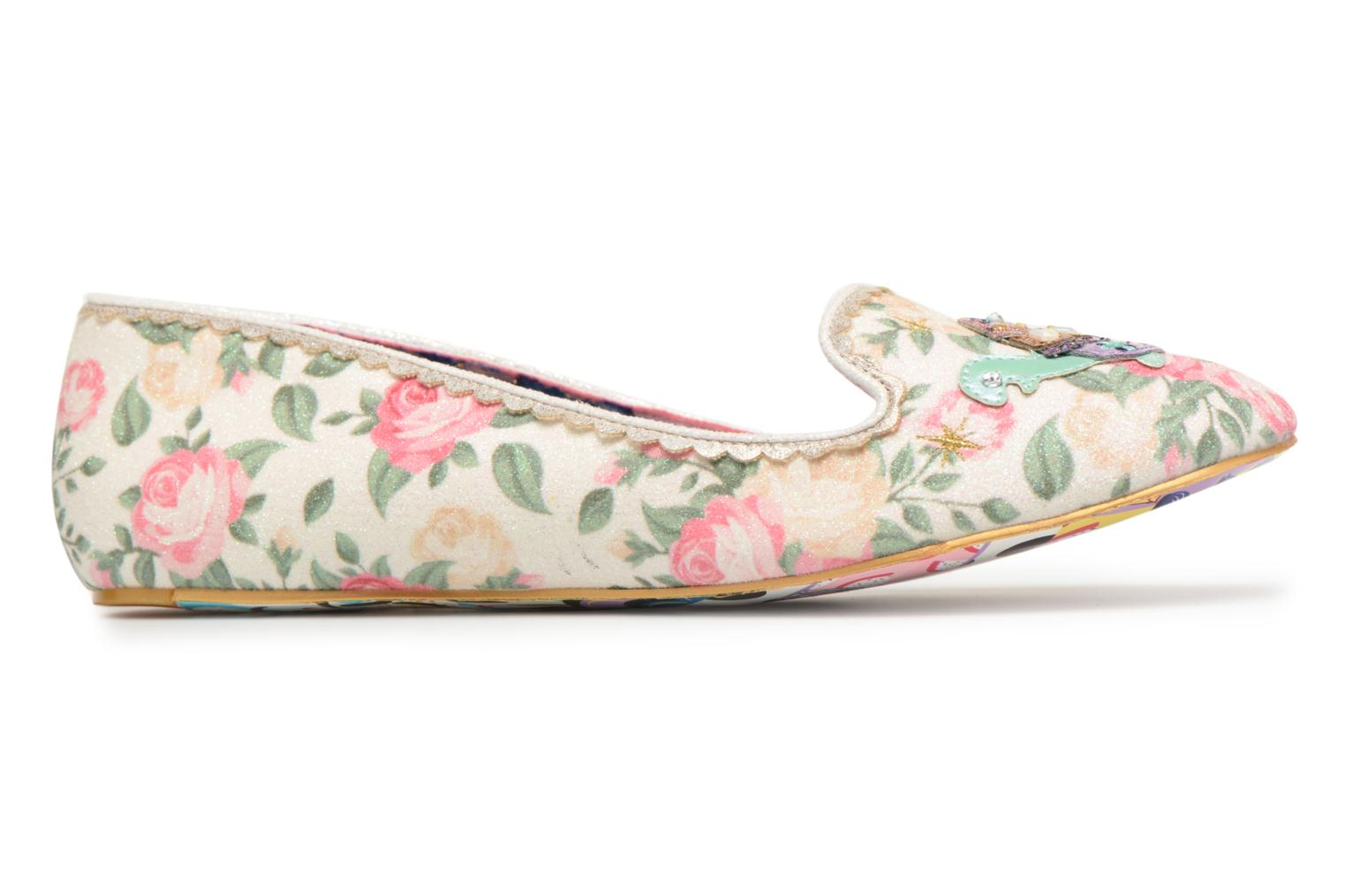 Loafers Irregular choice TESTUDO White back view
