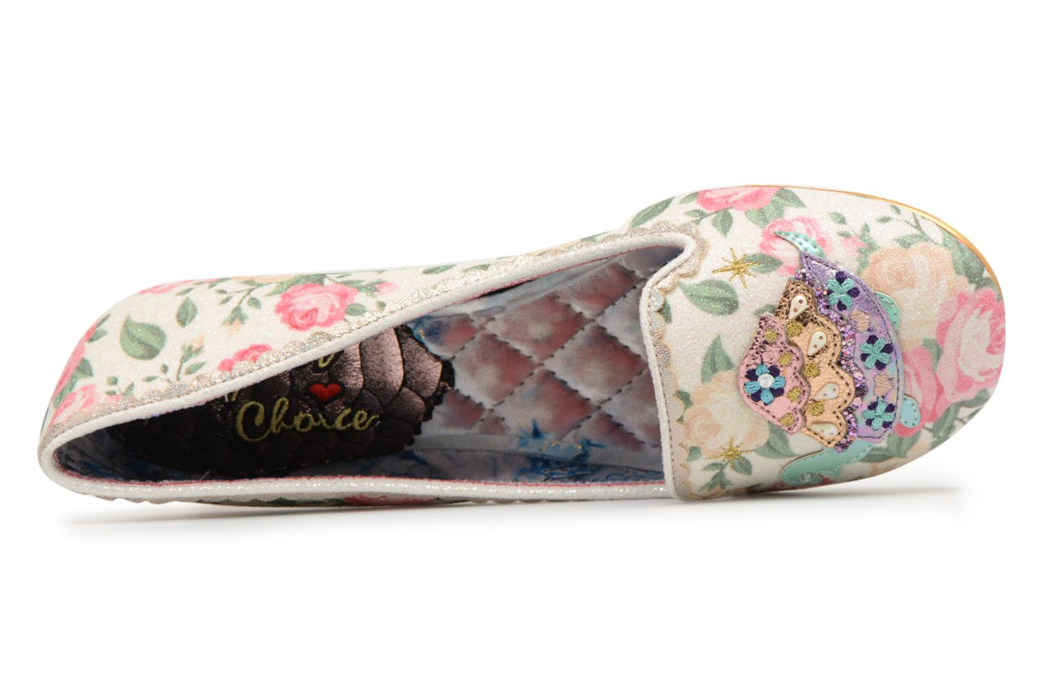 Loafers Irregular choice TESTUDO White view from the left
