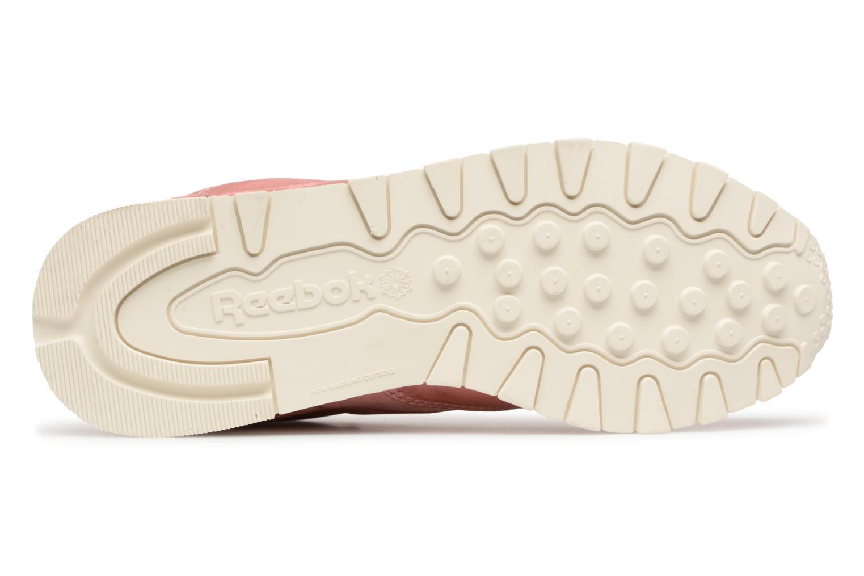 Zapatos promocionales Reebok ClassicLeather Satin (Rosa) - Deportivas   Zapatos de mujer baratos zapatos de mujer