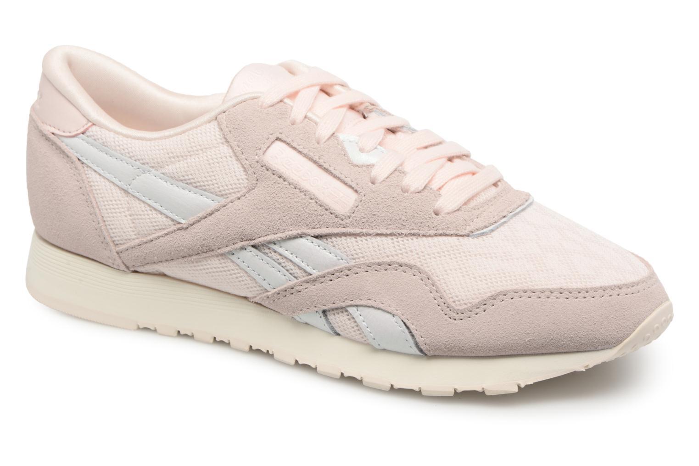 Zapatos promocionales Reebok ClassicNylon Cold Pastel (Rosa) - Deportivas   Cómodo y bien parecido