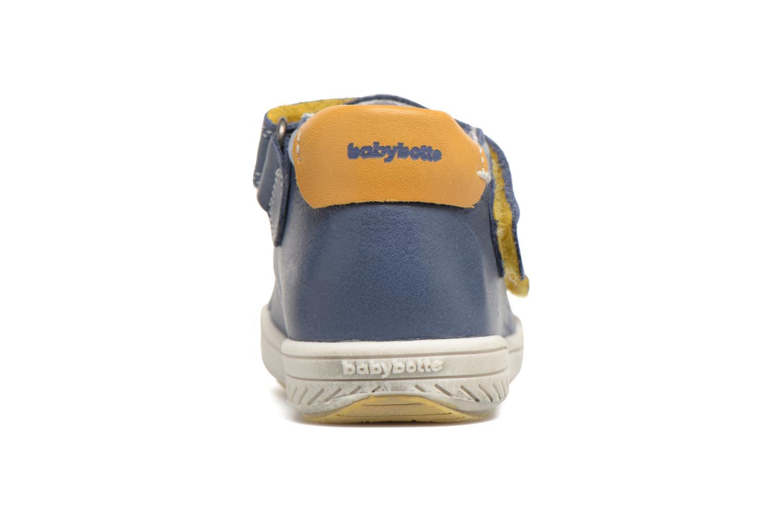 Sneakers Babybotte Sakara Blauw rechts