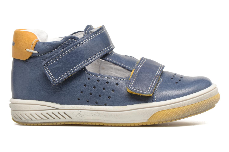 Sneakers Babybotte Sakara Blauw achterkant