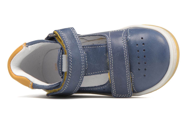 Sneakers Babybotte Sakara Blauw links