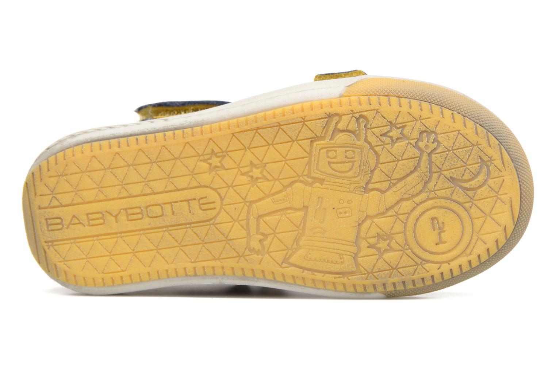 Sneakers Babybotte Sakara Blauw boven