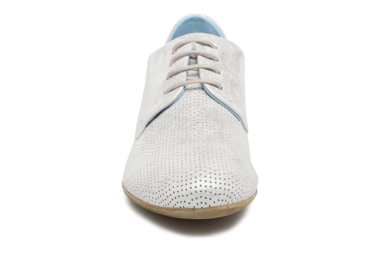 Chaussures à lacets Dorking Candy 7400 Gris vue portées chaussures
