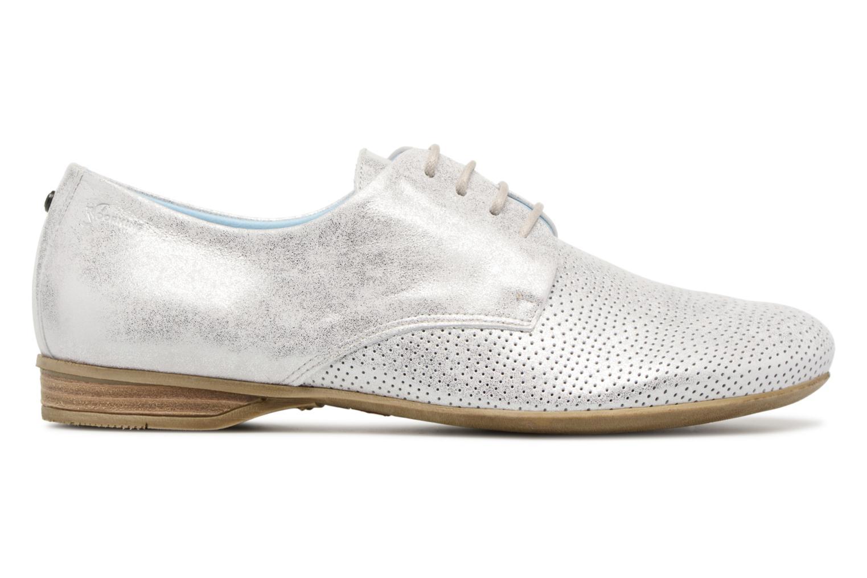 Chaussures à lacets Dorking Candy 7400 Gris vue derrière