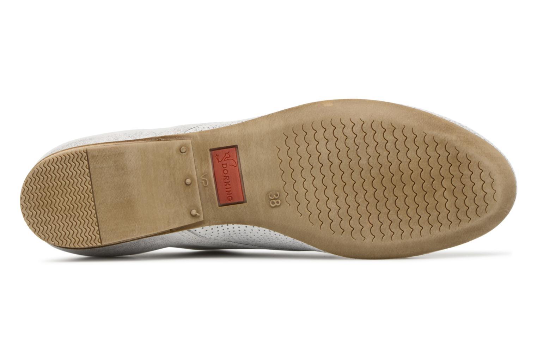 Chaussures à lacets Dorking Candy 7400 Gris vue haut