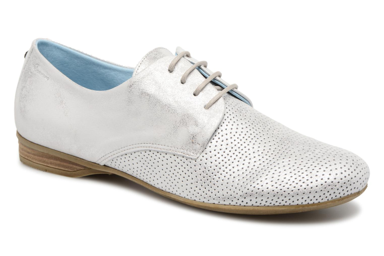 Chaussures à lacets Dorking Candy 7400 Gris vue détail/paire