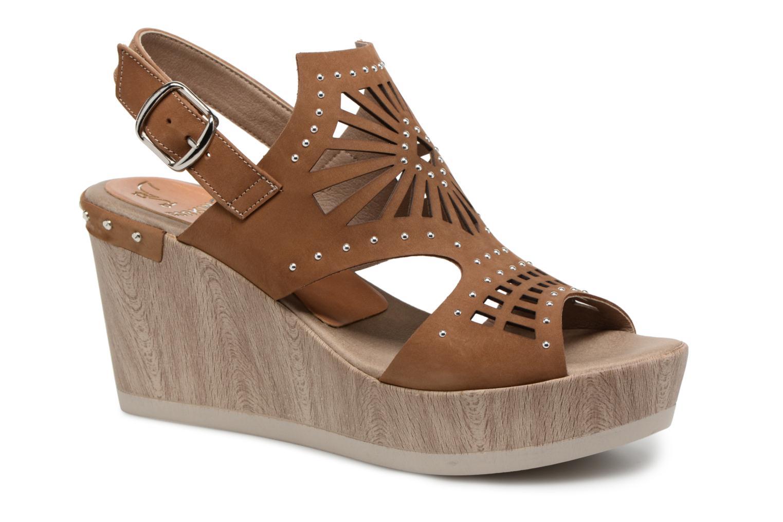 Grandes descuentos últimos (Marrón) zapatos Dorking Salma 7487 (Marrón) últimos - Sandalias Descuento 310df5