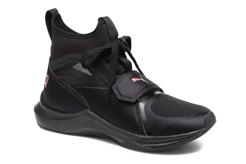 Los últimos zapatos de descuento para hombres y mujeres Puma Phenom (Negro) - Deportes de deporte en Más cómodo
