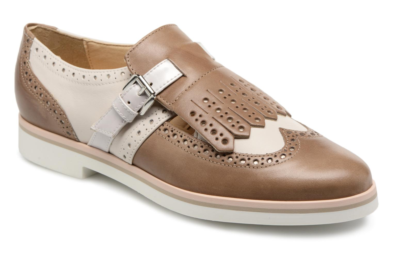 Grandes D descuentos últimos zapatos Geox D Grandes JANALEE BD825AB (Marrón) - Mocasines Descuento d80833