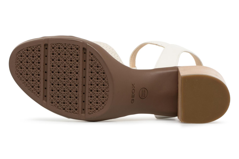 Zapatos promocionales Geox D ANNYA M.S.B D827XB (Blanco) - Sandalias   Descuento de la marca