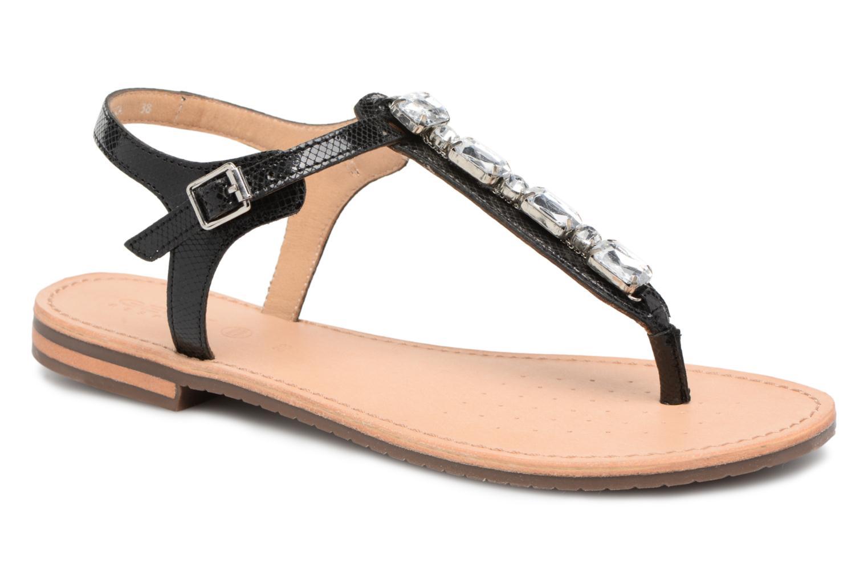 Marques Chaussure femme Geox femme D SOZY A D822CA Black