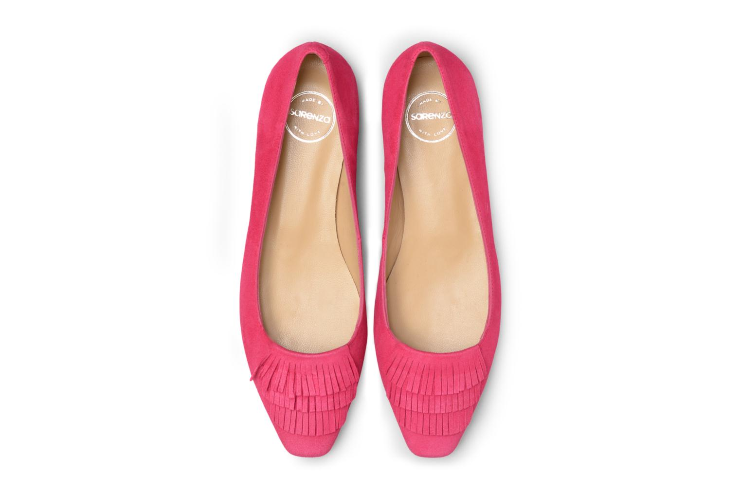 Ballet pumps Made by SARENZA Bombay Babes Ballerines #1 Pink model view