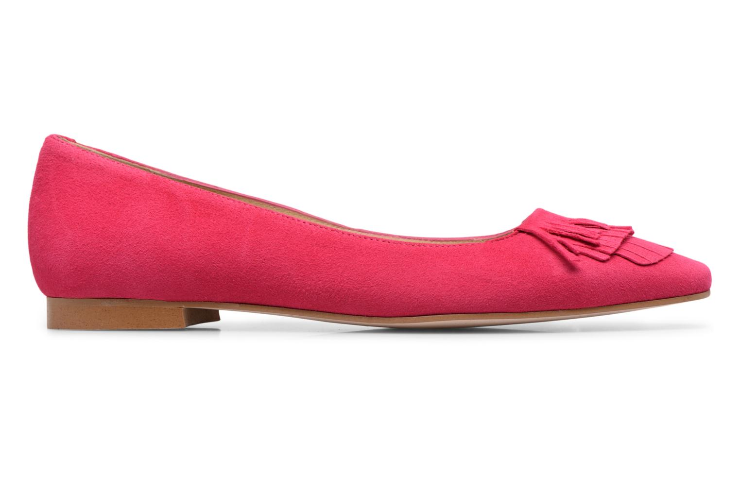 Ballet pumps Made by SARENZA Bombay Babes Ballerines #1 Pink detailed view/  Pair view