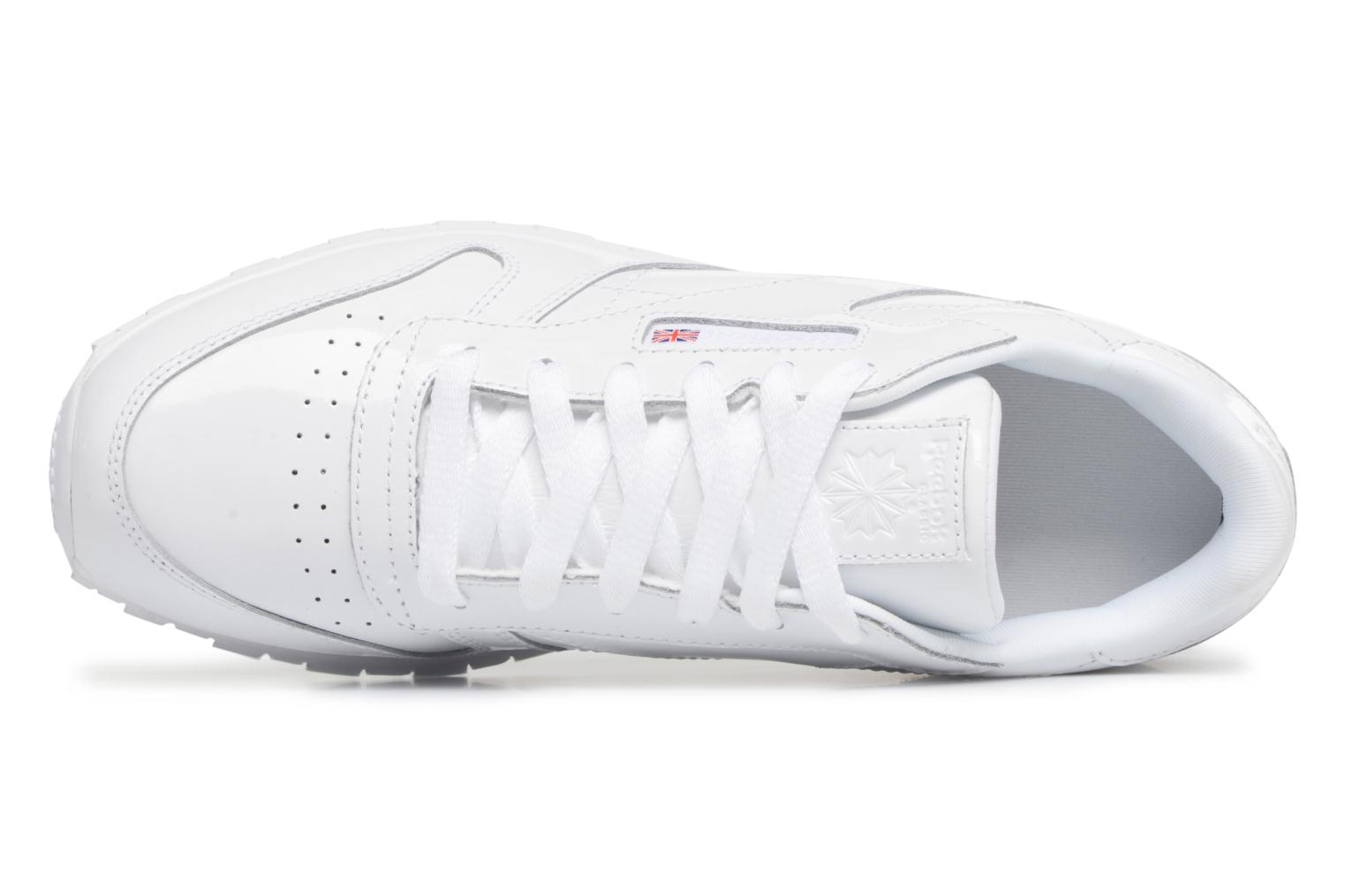 Sneakers Reebok Classic Leather Patent J Wit links