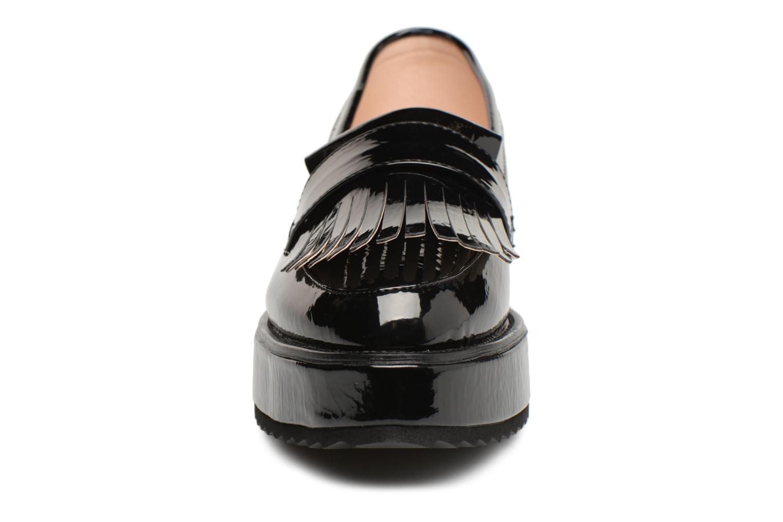 Mocassins I Love Shoes CAMOK Noir vue portées chaussures