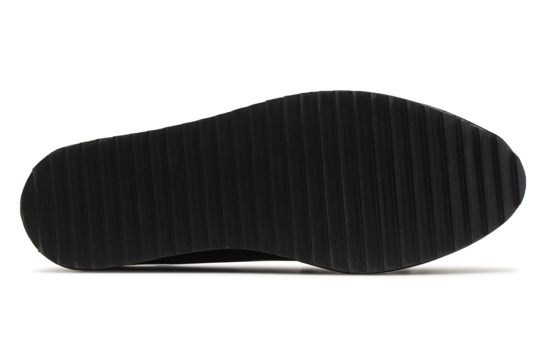 Mocassins I Love Shoes CAMOK Noir vue haut