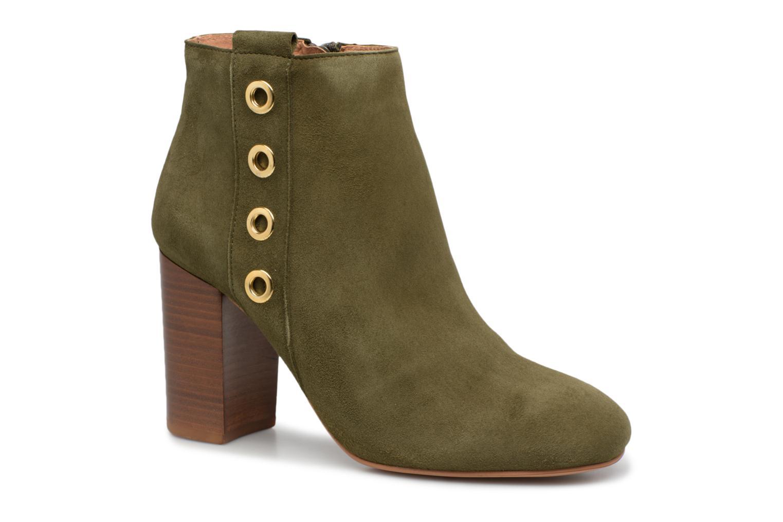 Bottines et boots Made by SARENZA 90's Girls Gang Boots #2 Vert vue droite