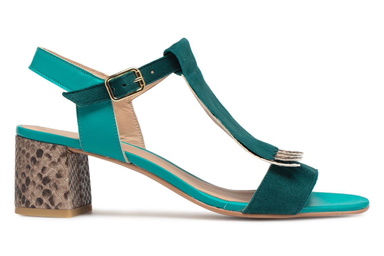 Sandales et nu-pieds Made by SARENZA Carioca Crew Sandales à Talons #2 Vert vue détail/paire
