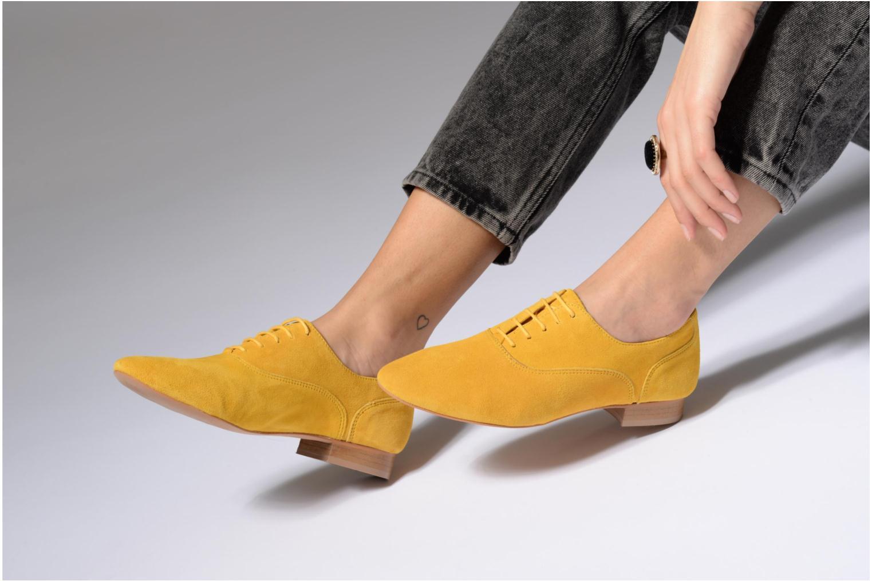 Made by SARENZA Carioca Crew Chaussures à Lacets #2 Geel Outlet View Footlocker Finish Online Echt Online Grote Verkoop Goedkope Online Beste Prijzen UIa2OsjrP