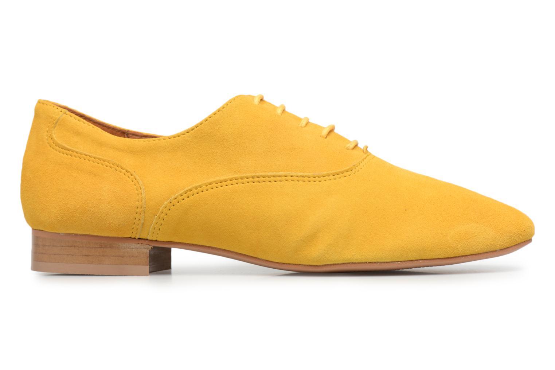 Chaussures à lacets Made by SARENZA Carioca Crew Chaussures à Lacets #2 Jaune vue détail/paire